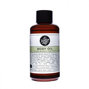 Chapter One Body Oil Lavender, Rosemary, Thyme & Mint