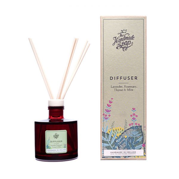 Chapter One Lavender, Rosemary, Thyme & Mint Diffuser