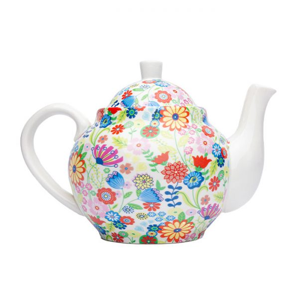 Chapter One Ditsy Four Cup Teapot