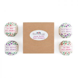Chapter One Donegal Natural Soap Cocoa Butter Bath Creamers