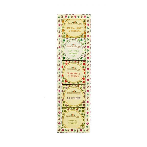 Chapter One Donegal Natural Company Five Piece Soap Set
