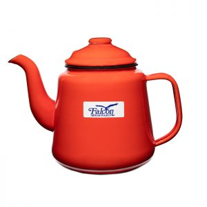 Chapter One Falcon Housewares Red Teapot