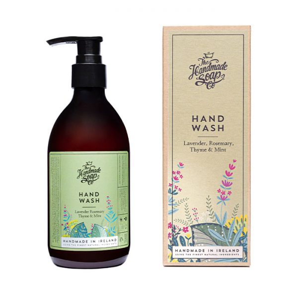 Chapter One Hand Wash Lavender, Rosemary, Thyme & Mint