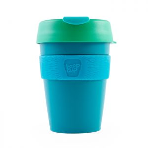 Chapter One Keep Cup In Green & Blue