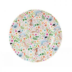 Chapter One Meadow Dinner Plate