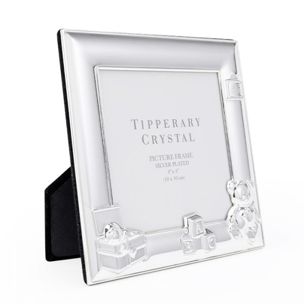 Chapter One Tipperary Baby Frame With Bear 4x4