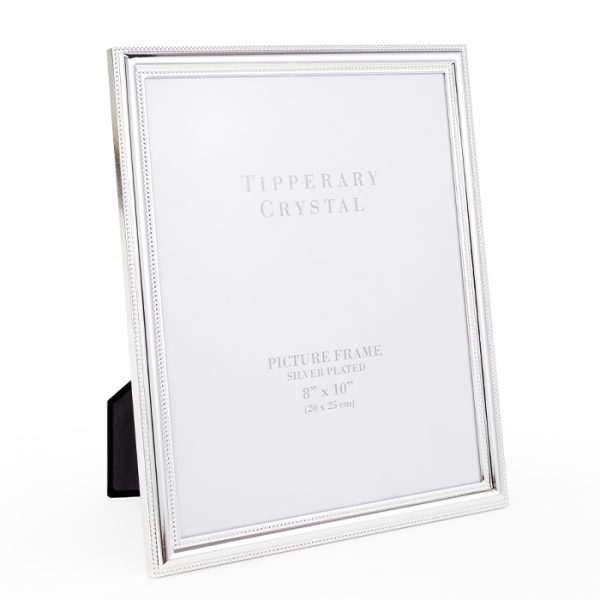 Chapter One Tipperary Crystal Beaded Edge 8x10 Photo Frame