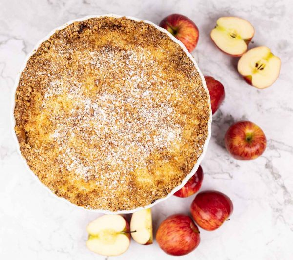 Chapter One Apple Crumble