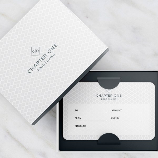 Chapter One Gift Voucher Two