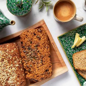 Chapter One Trio Of Brown Bread