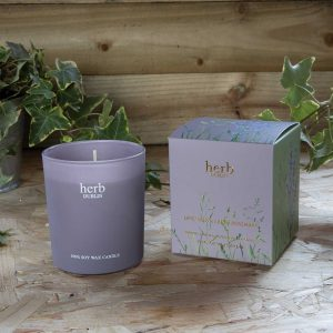 Chapter One Herb Dublin Lavender & Fresh Rosemary Candle