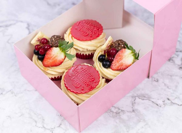 Chapter One Valentines Cupcakes Box