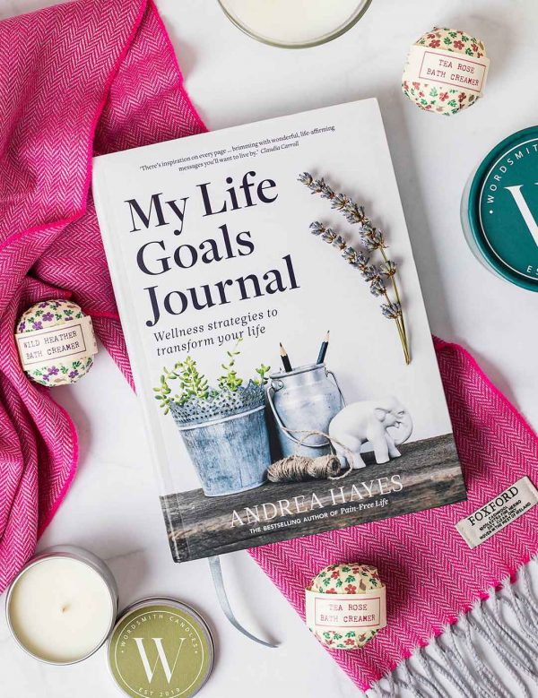 Chapter One My Life Goals Journal By Andrea Hayes