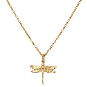 Chapter One Drago Fly Necklace Mary K