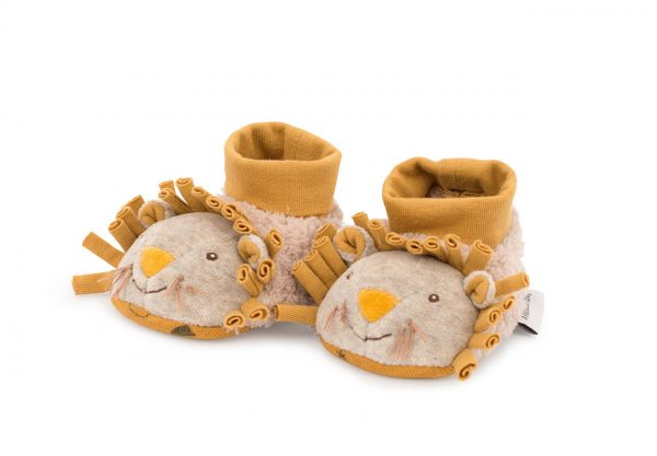 Chapter One New Baby Lion Slippers
